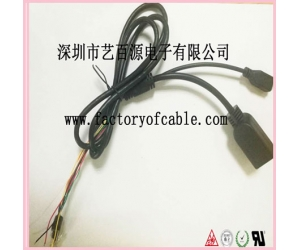 Hot sales 10 pin internet cable
