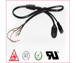 Hot sales IP camera cable/Internet cable
