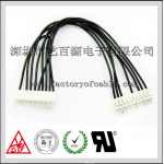 La fábrica de China 4P cable gris FC