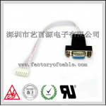 China VGA video extension cable + female factory